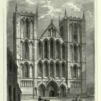 Handbook to the cathedrals of England 6