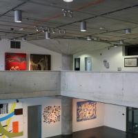 Galerie - View on both floors