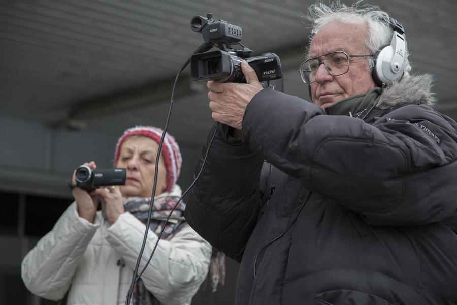 Filmařem po sedmdesátce