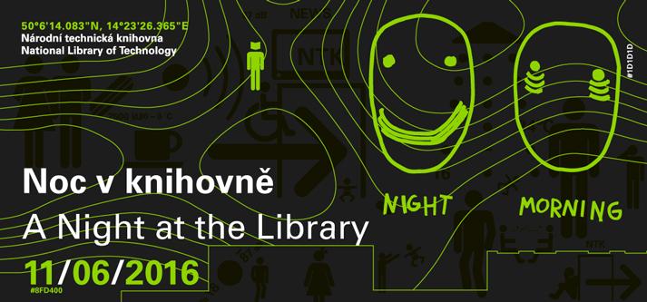 Noc v knihovně 2016