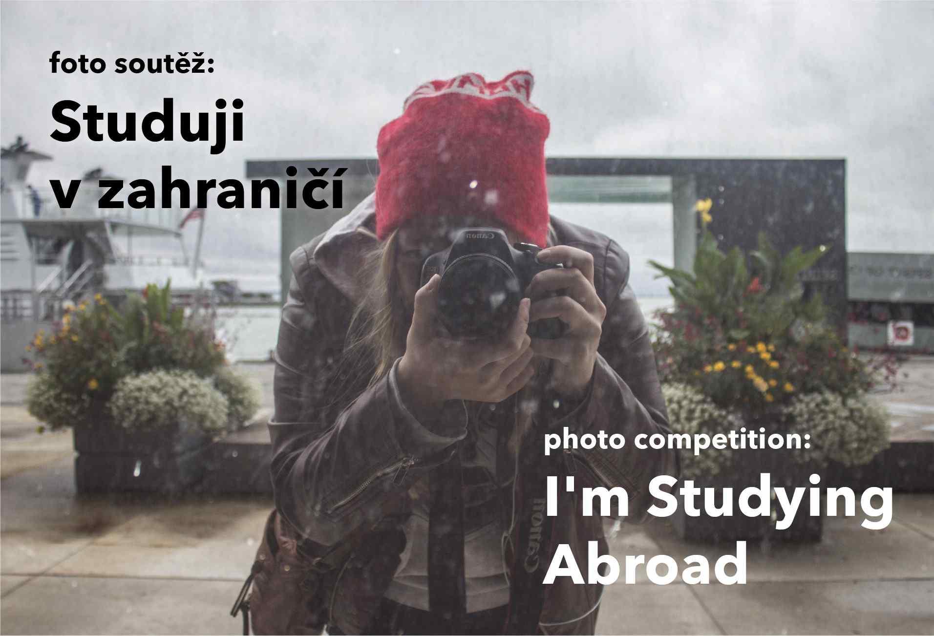 Soutěž: Studuji v zahraničí