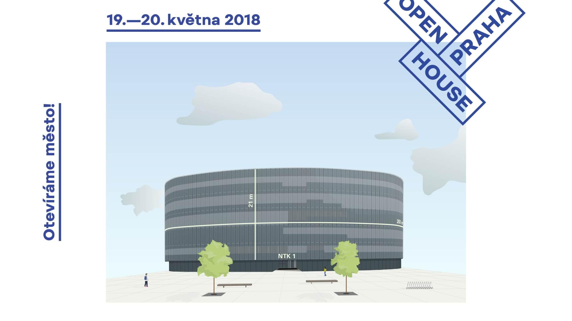 Open House Praha 2018 v NTK
