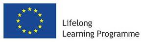Logo European Lifelong Learning Programme